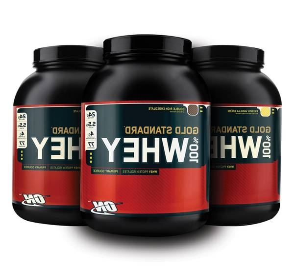 Gold standard whey : offre - ultra moderne - comparateur