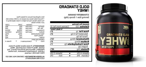 Impact whey protein : reduction - exceptionnel - guide achat