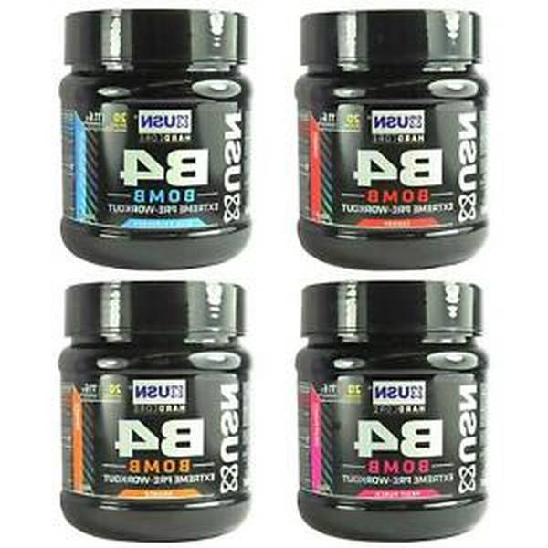 bulk powders pre workout