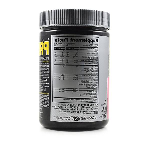 Bulk powders pre workout : rabais - en ligne - authentique