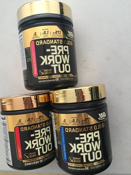Pre workout maison : livraison gratuite - disponible maintenant - comparatif