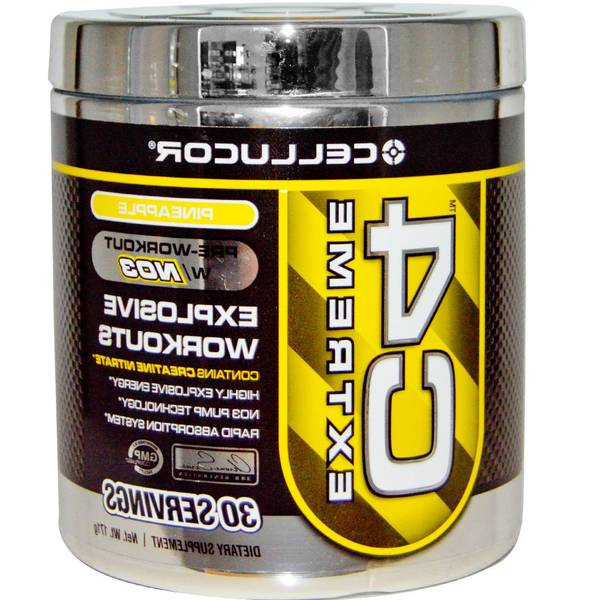 Gold standard pre workout : economies - inedit - authentique