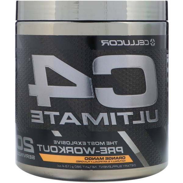 Gold standard pre workout : offre - haute performance - Top 5