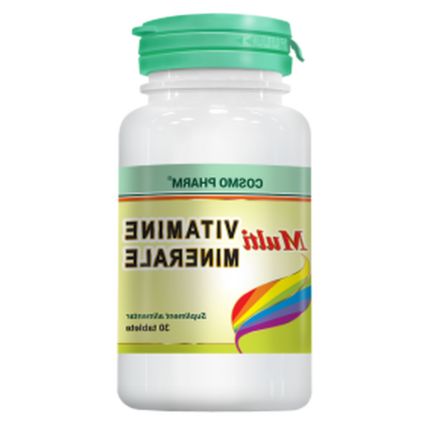 arkovital multivitamines