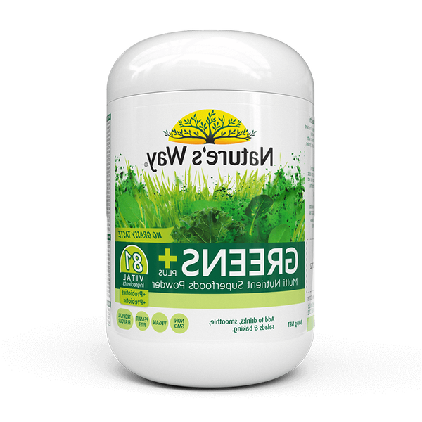 green multivitamin