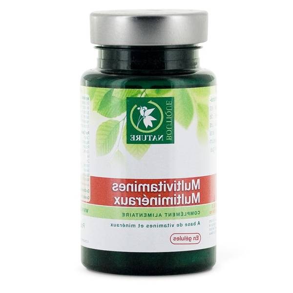 multivitamine musculation